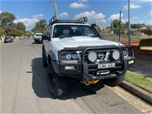 2004 Nissan Patrol 6.0 lt V8 Manual Wagon
