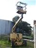 Grove, AMZ 40BXT, Vertical Lift