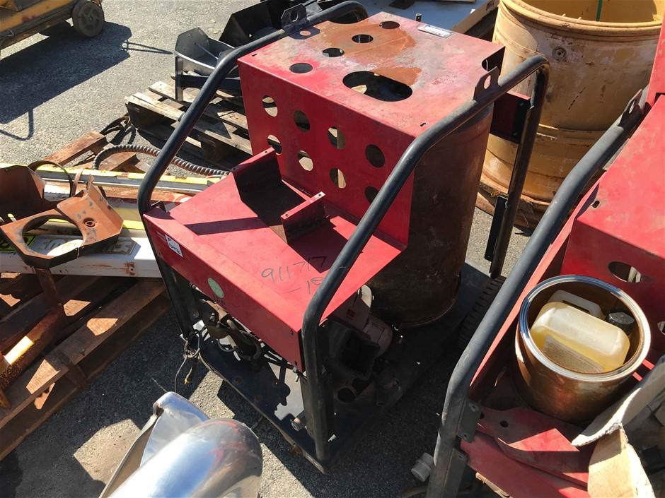 Portotecnica Firebox Hot Water Boiler