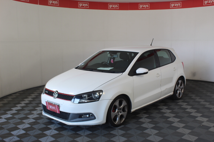 2010 Volkswagen Polo GTi 6R Automatic Hatchback Wovr+Inspect