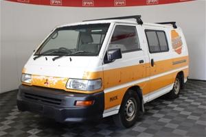 2010 Mitsubishi Express SWB SJ Camper Va