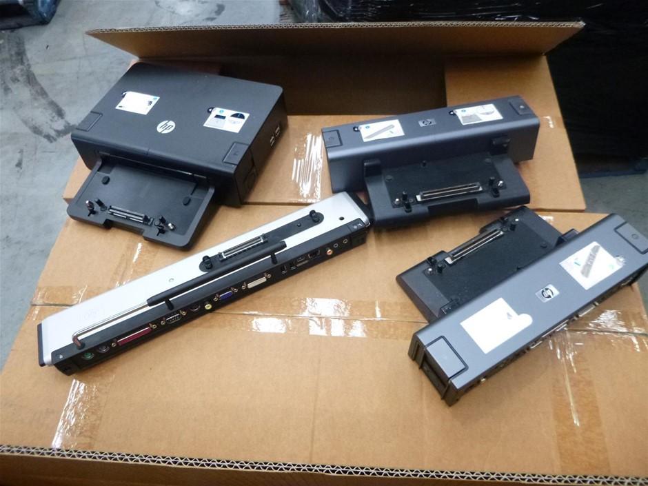 Approx 25 x HP HSTNN-I11X and IX01 Docks