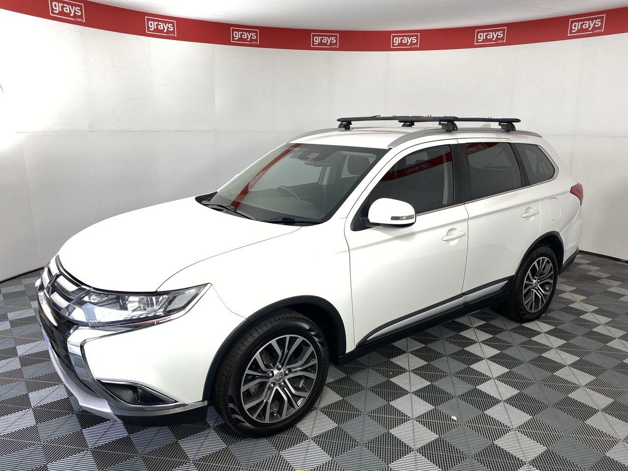 2016 Mitsubishi Outlander LS AWD SAFETY PACK ZK T/Dsl Auto 7 Seats Wagon