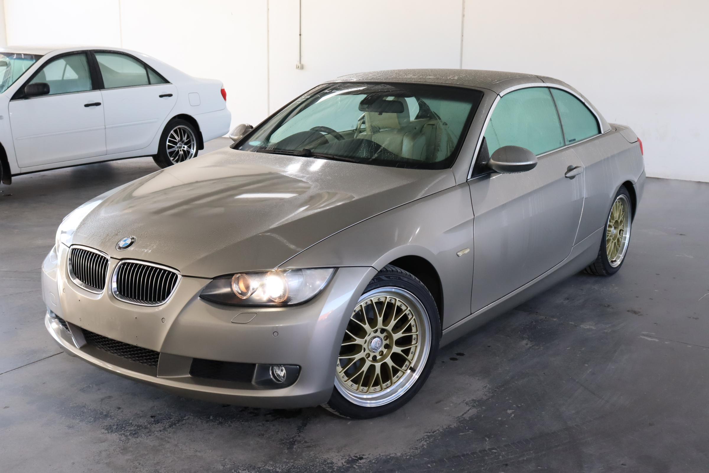 2008 BMW 3 25i E93 Automatic Convertible