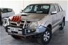 2008 Toyota Hilux SR5 (4x4) KUN26R Turbo Diesel Automatic Dual Cab
