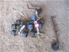 Quantity of Assorted Boat Trailer Parts
