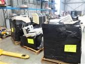 Unreserved Printers, Displays & Docks Clearance Sale