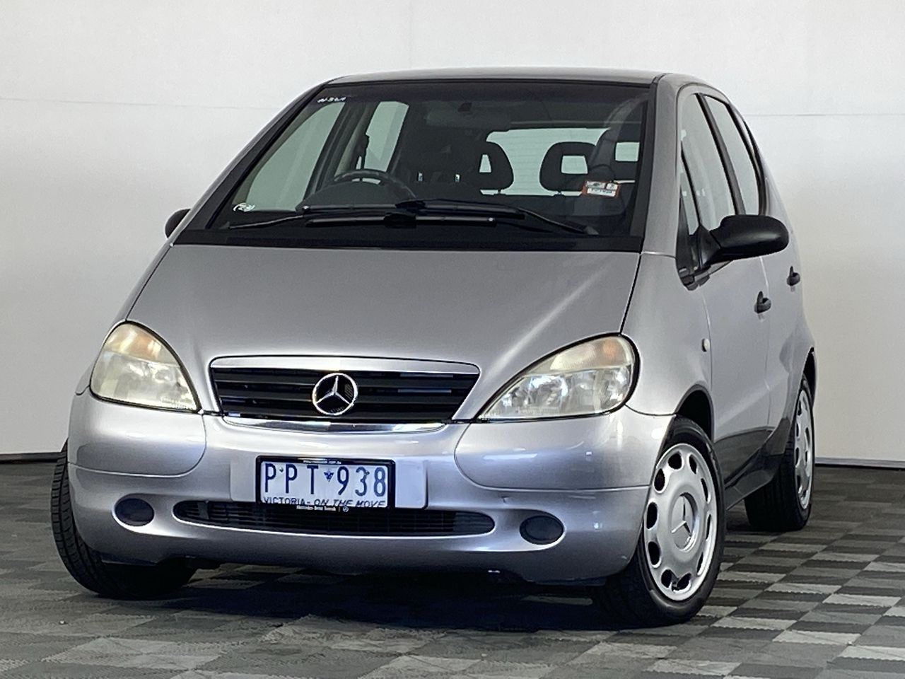 1999 Mercedes Benz A160 Classic W168 Automatic Hatchback