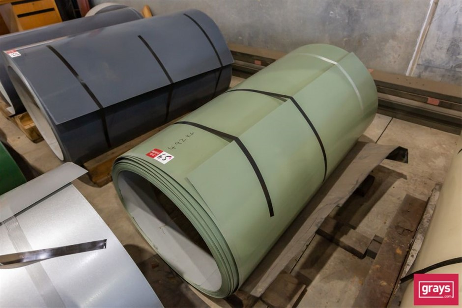 Colorbond Part Coil Roll of Sheet Steel