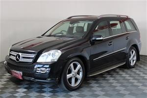 2007 Mercedes Benz GL 500 X164 Automatic