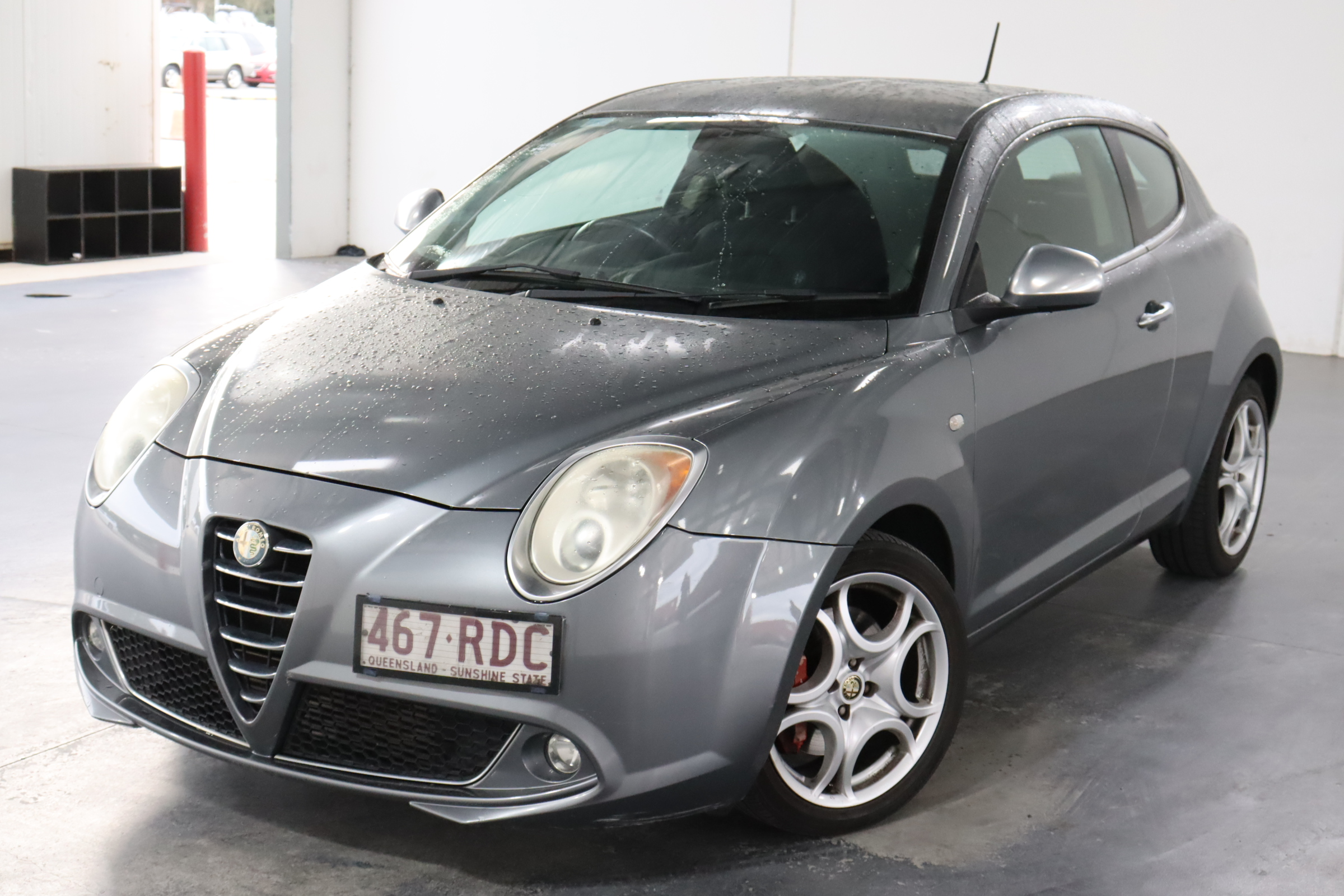 2009 Alfa Romeo MiTo Sport Manual Hatchback