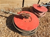 Qty of 2 x Fire Hose Reels (Linwood , SA)