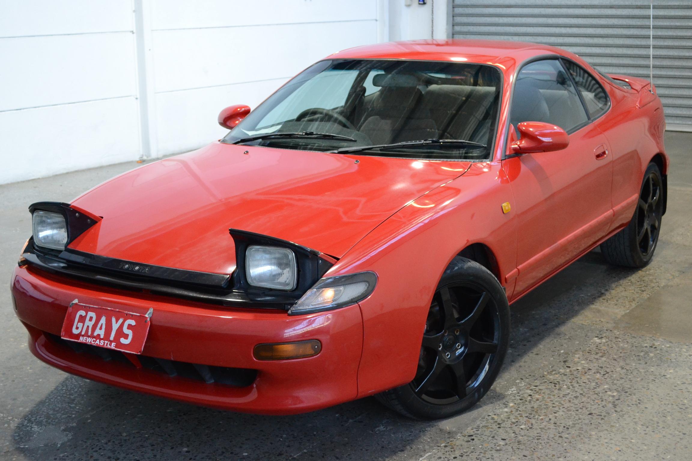 1991 Toyota Celica SX ST184 Automatic Coupe