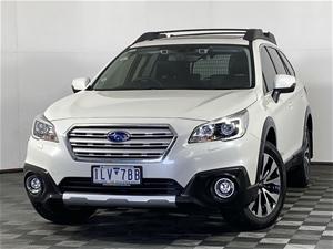 2017 Subaru Outback 2.5i Premium B6A CVT