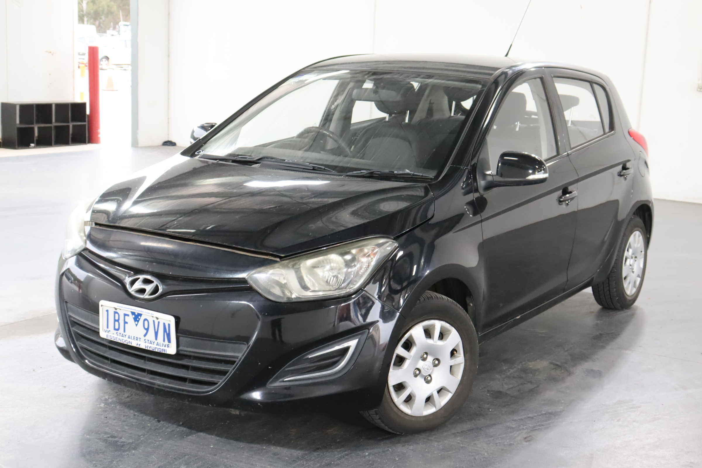 2013 Hyundai i20 Active PB Manual Hatchback