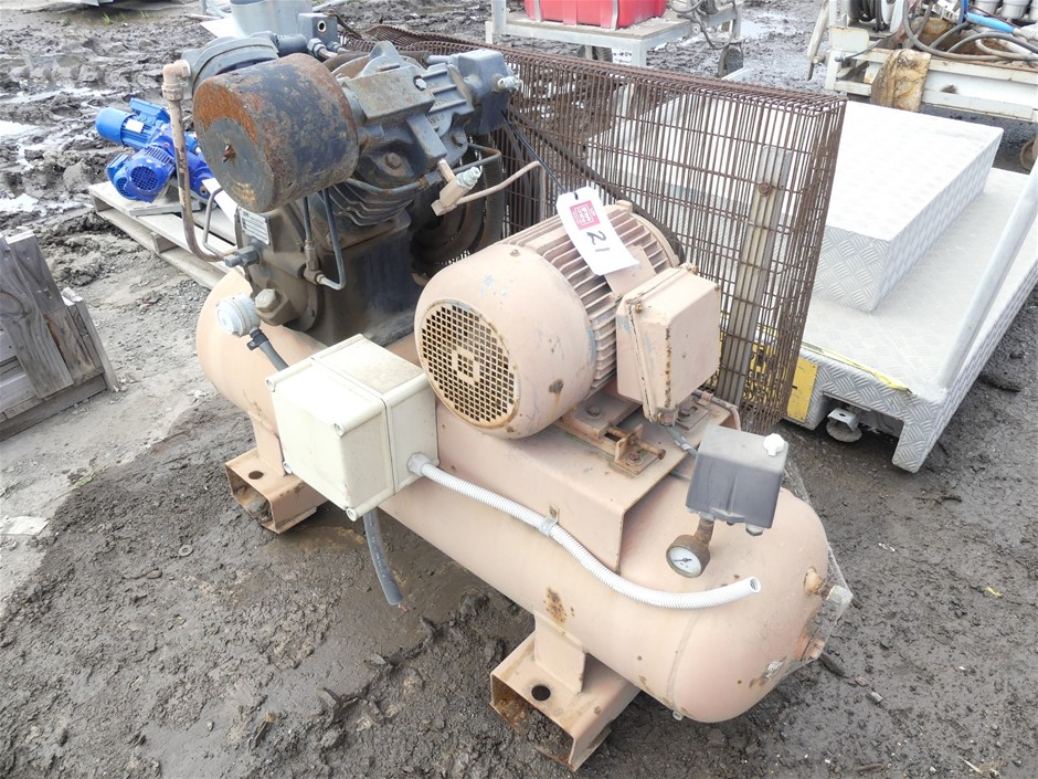 Ingersoll Rand, 2545, Air Compressor