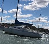UNKNOWN 8.23m Fibreglass Hull Sailing Vessel