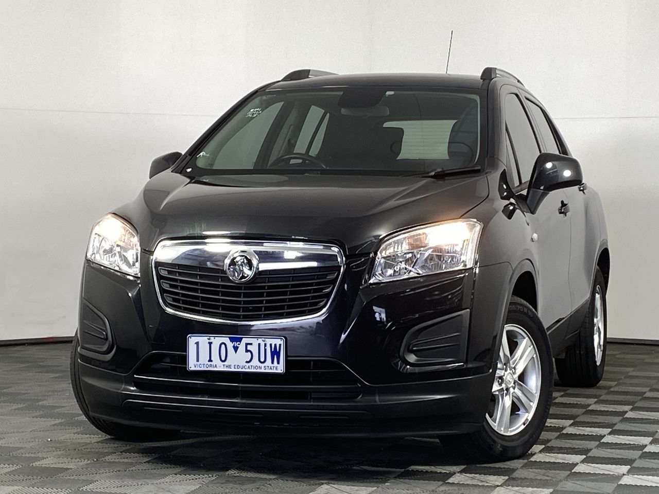 2015 Holden Trax LS TJ Manual Wagon