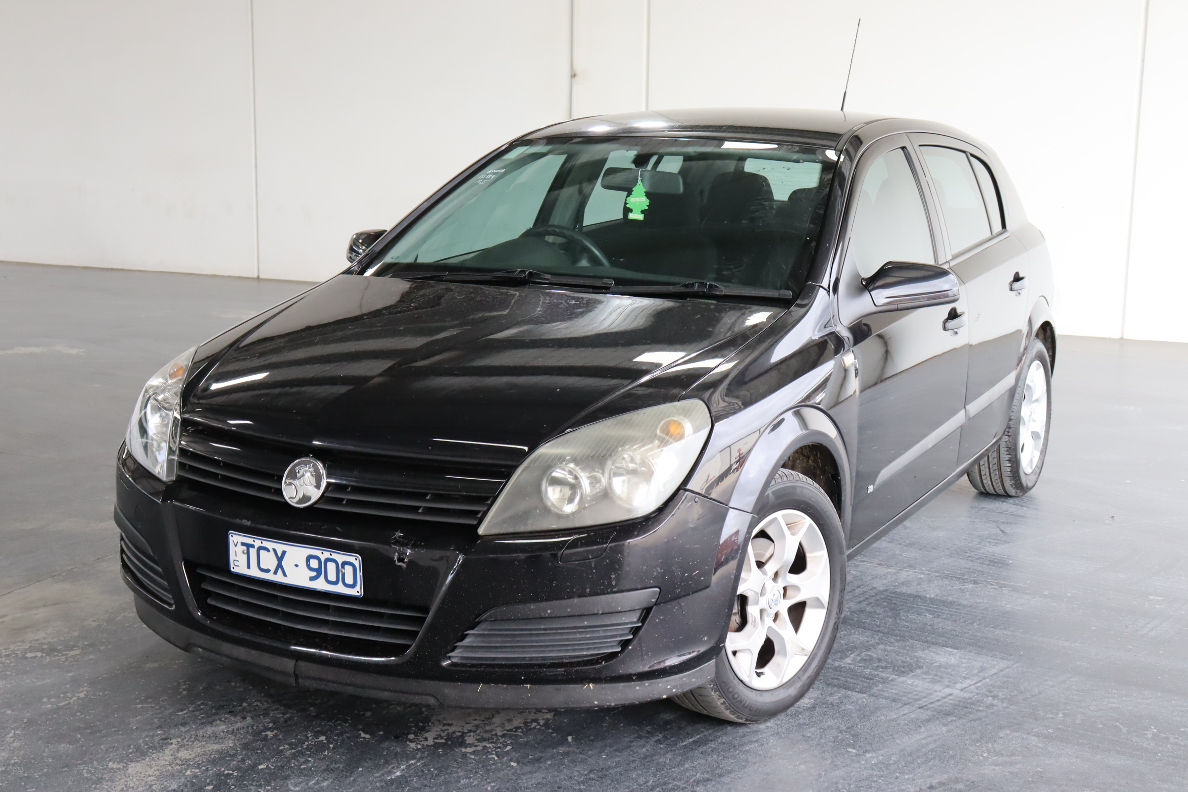 2005 Holden Astra CD AH Automatic Hatchback