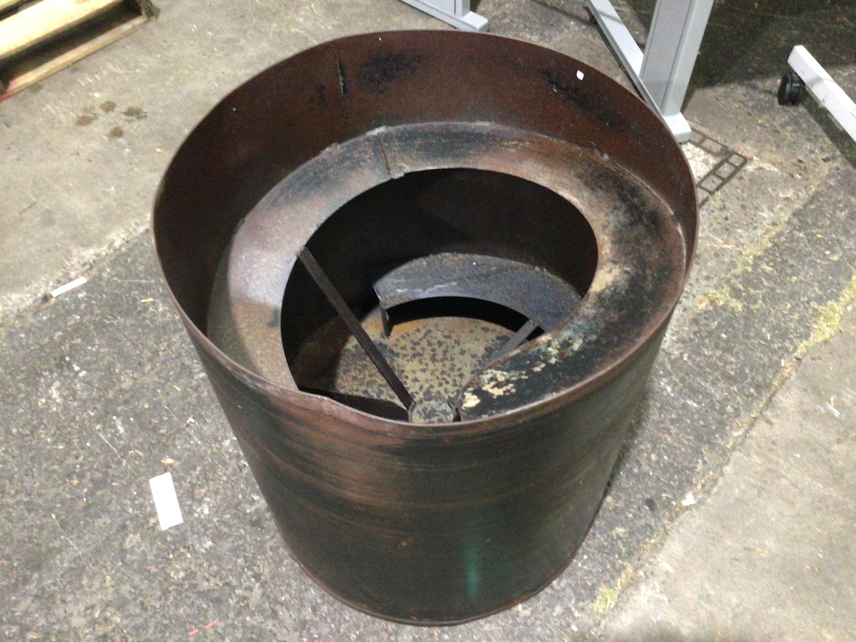 Cement Mixer Barrel