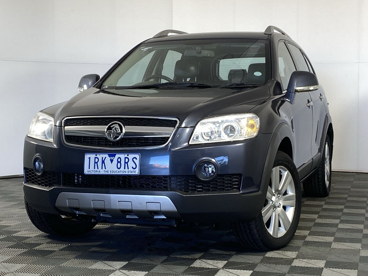 2009 Holden Captiva LX (4x4) CG Turbo Diesel Automatic 7 Seats Wagon