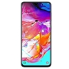 SAMSUNG Galaxy A70 Mobile Phone, 128GB, Black. Complete with Charger. Model