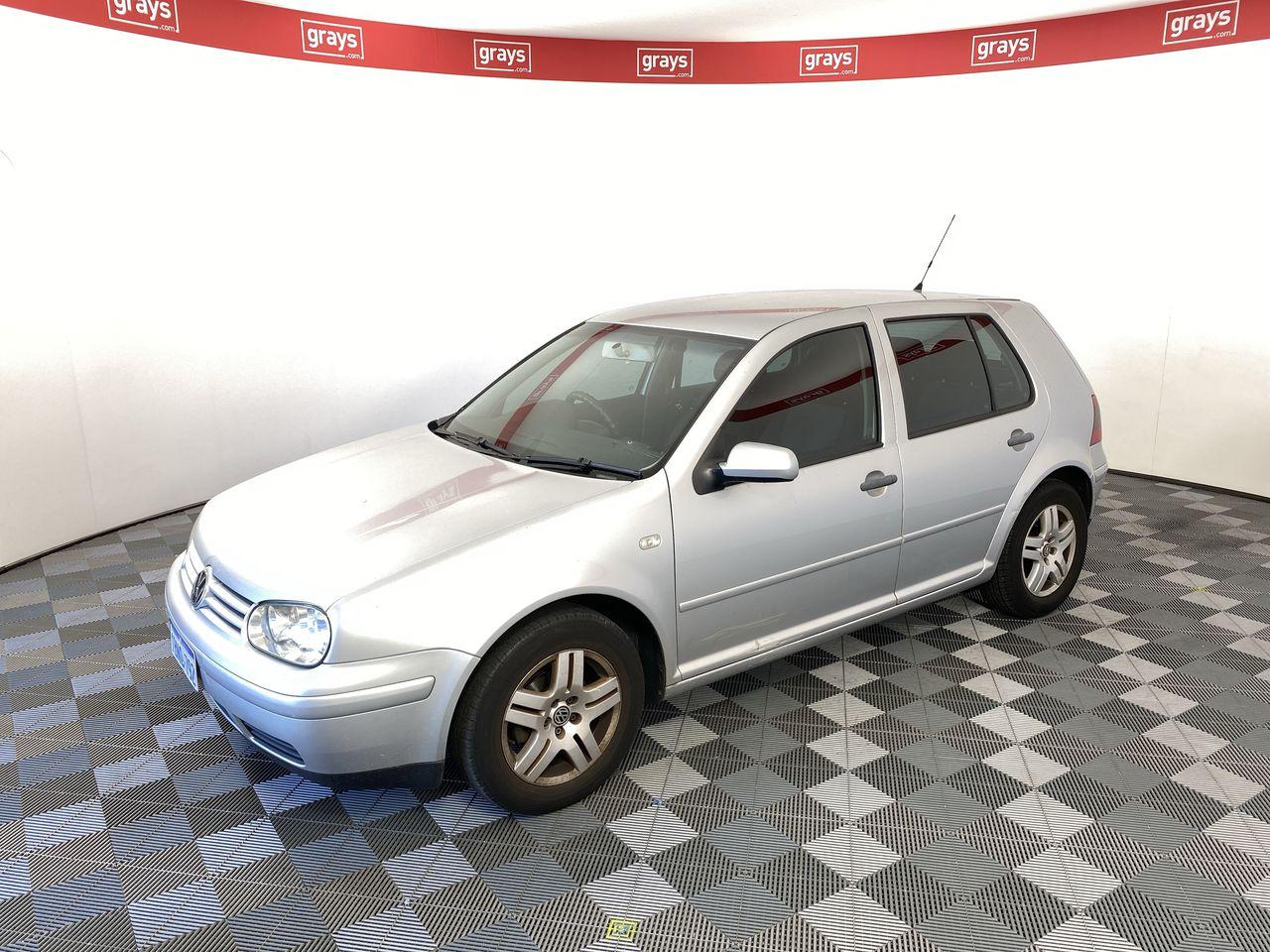 2004 Volkswagen Golf 1.6 Generation A4 Automatic Hatchback