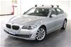 2011 BMW 5 Series 520d F10 Turbo Diesel Automatic - 8 Speed Sedan