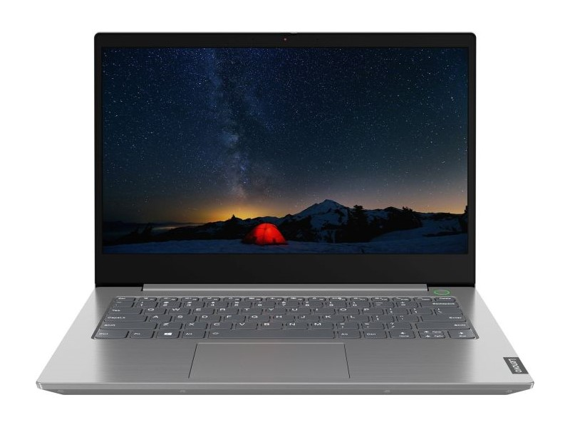 Lenovo ThinkBook 14-IML 14-inch Notebook, Grey