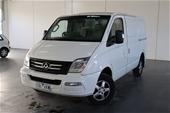 2016 LDV V80 SWB Low Roof Turbo Diesel Automatic Van