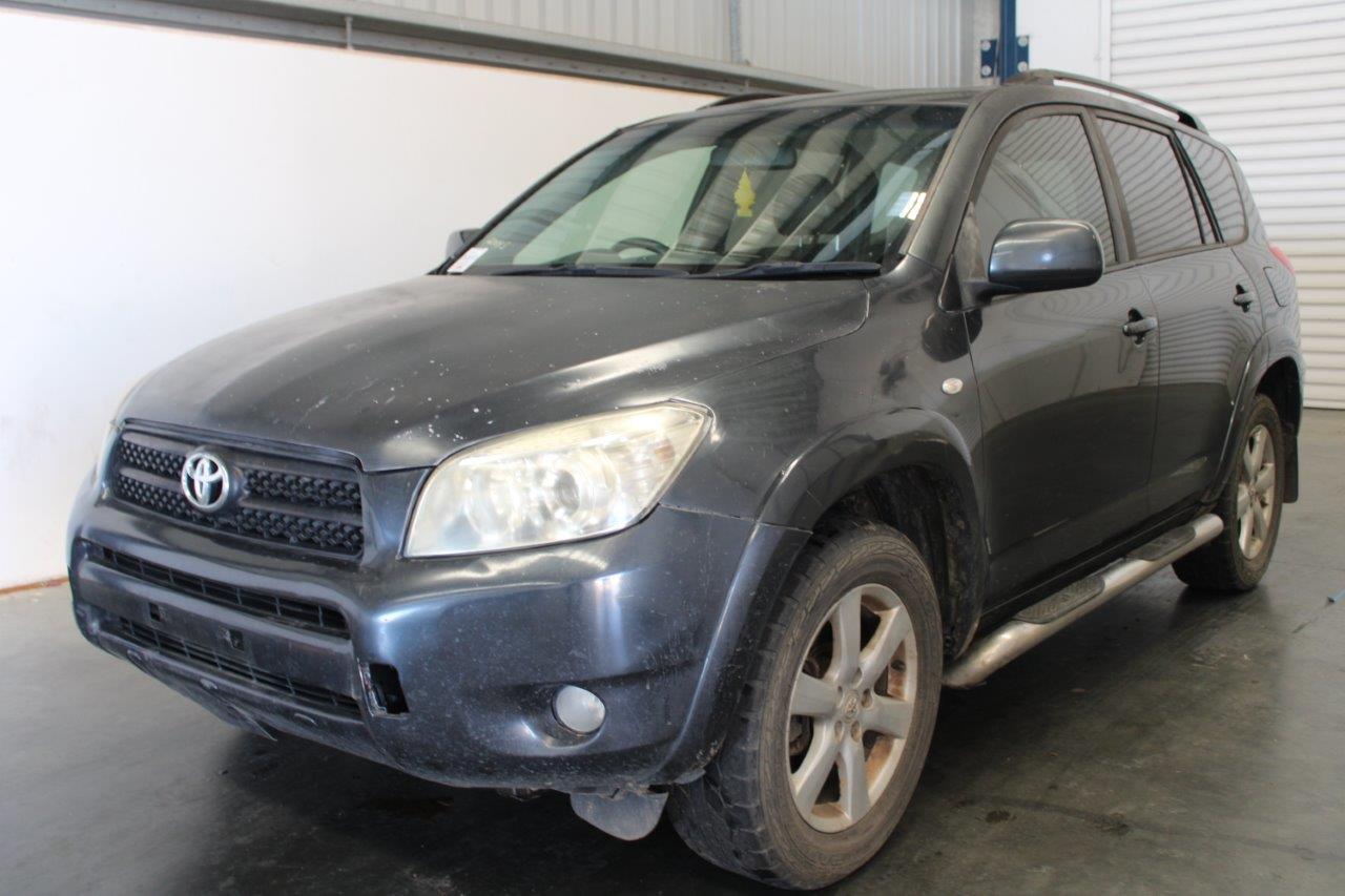 2006 Toyota Rav 4 CV (4x4) Automatic Wagon (WOVR)