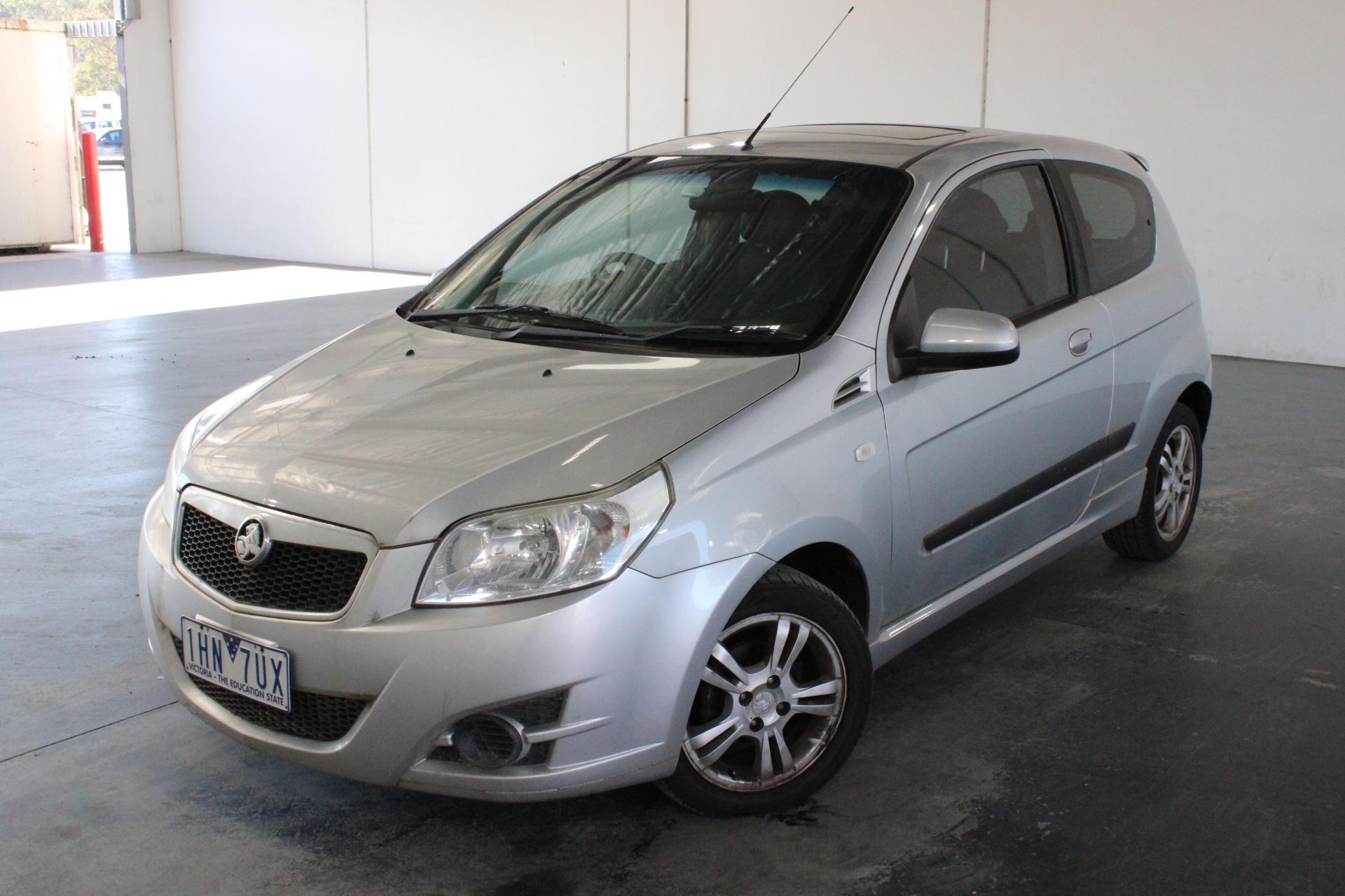 2009 Holden Barina TK Automatic Hatchback