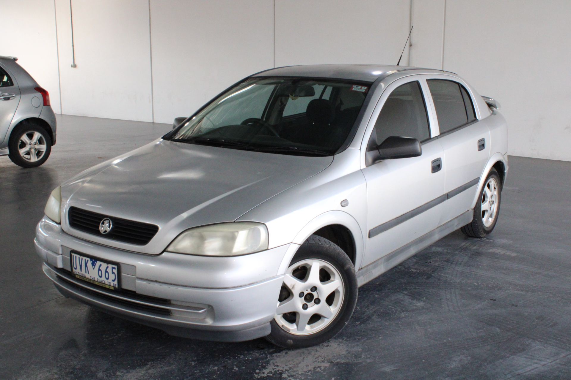 2005 Holden Astra Classic TS Automatic Hatchback