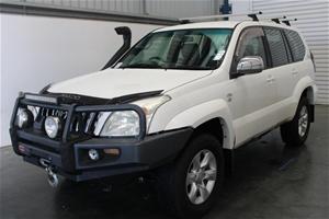 2007 Toyota Landcruiser Prado GX (4x4) K