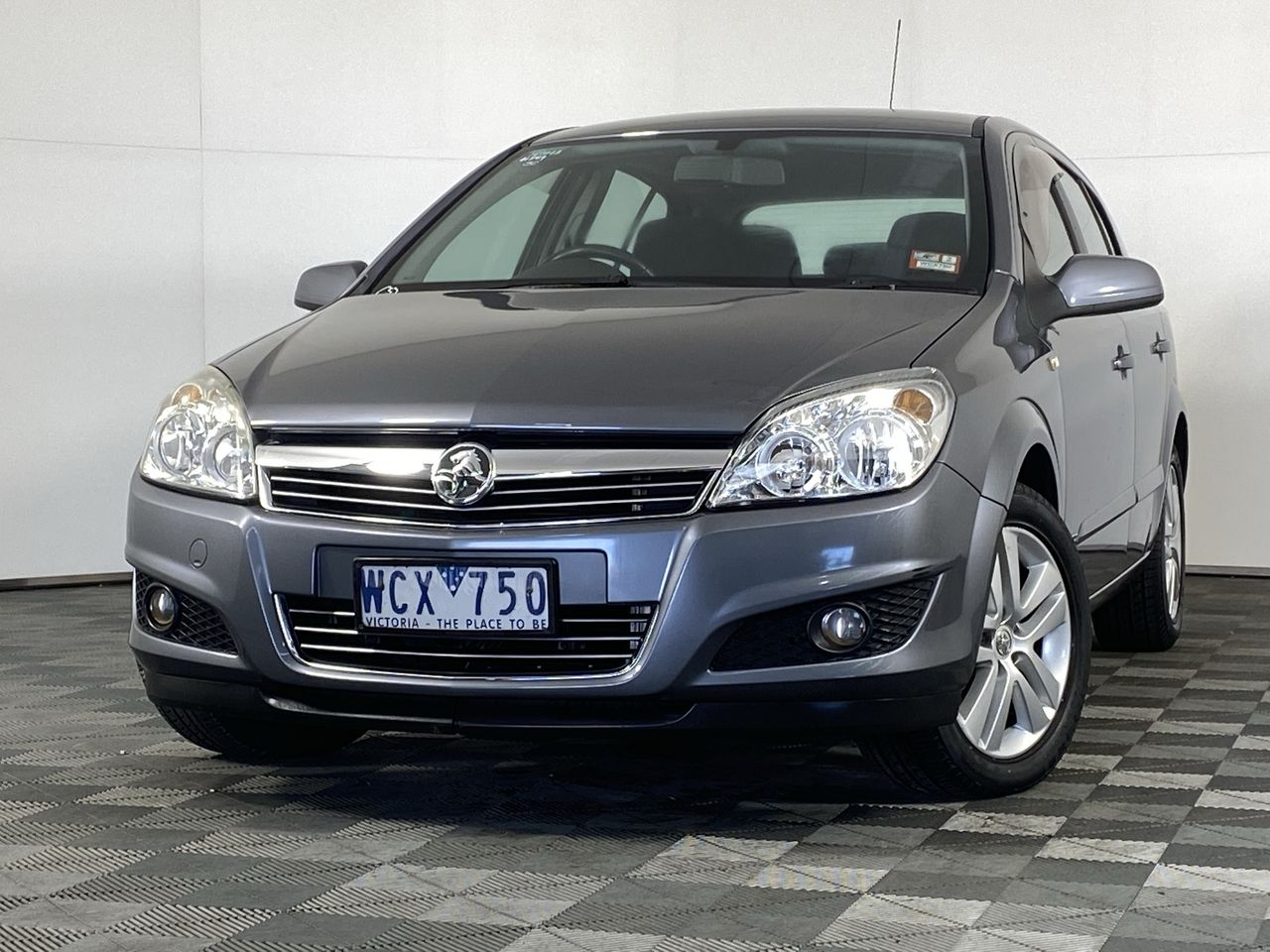 2008 Holden Astra CDX AH Automatic Hatchback