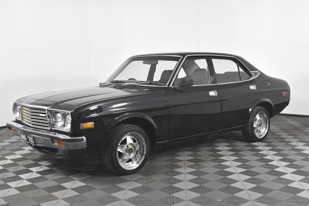 1976 Mazda 929 13B Rotary Sedan