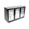 Eastpoint Triple Glass Door Back Bar Cooler - BF-308H