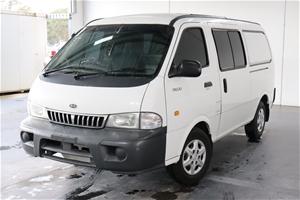 2003 Kia Pregio CT Manual Van