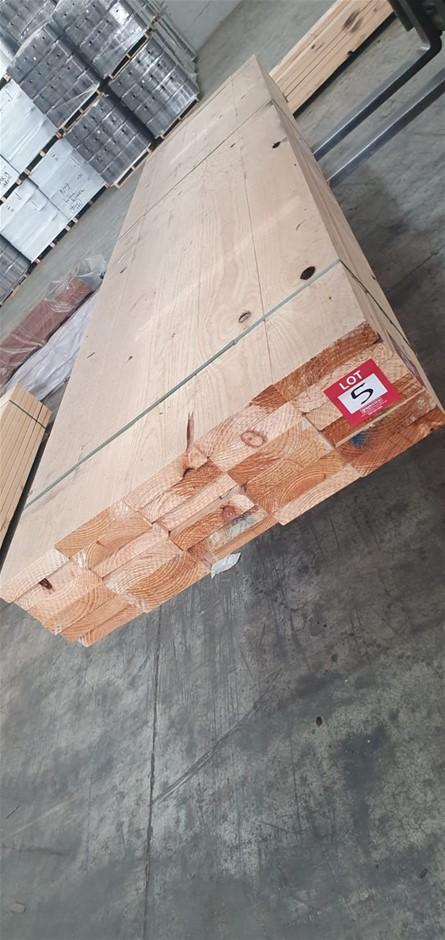 Pine MGP10. 190x45 : 30pcs - 4.2m