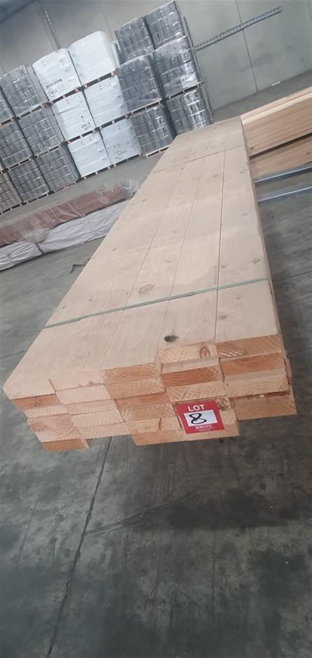 Pine MGP10. 140x45 : 30pcs - 4.2m