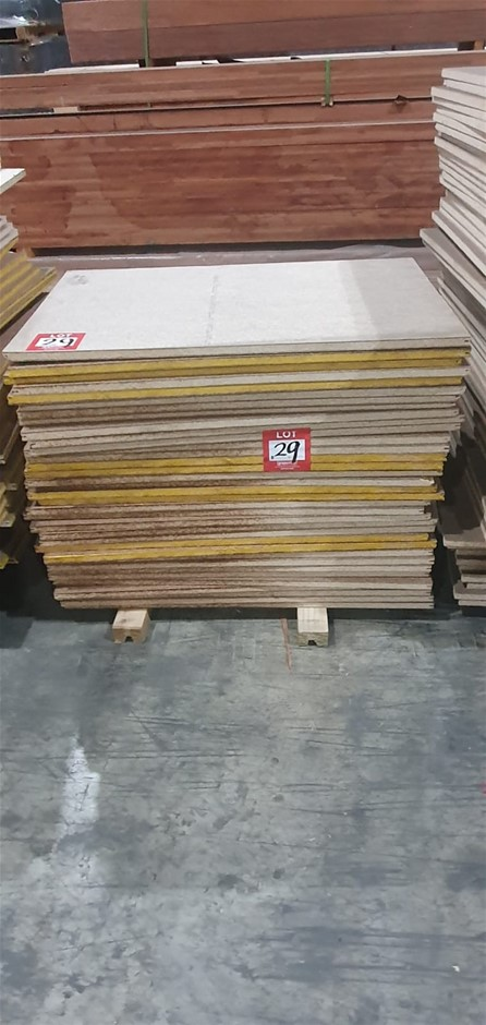 Particle board 1000cm x 700cm 35 sheets