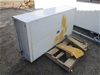 Steel Cupboard and Assorted Machine Parts