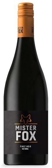 Mister Fox Pinot Noir 2019 (12x 750mL) VIC
