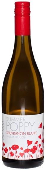 Summer Poppy Sauvignon Blanc 2020 (12x 750mL) Marlborough