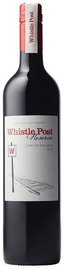 Whistle Post Reserve Cabernet Sauvignon 2012 (12x 750mL) Coonawarra SA