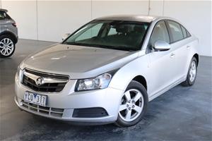 2011 Holden Cruze CD JG Automatic Sedan