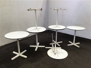 7 x Cafe Tables