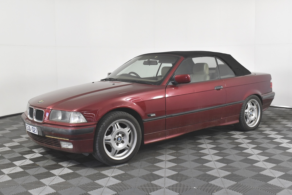 1994 BMW 325i E36 Automatic Convertible