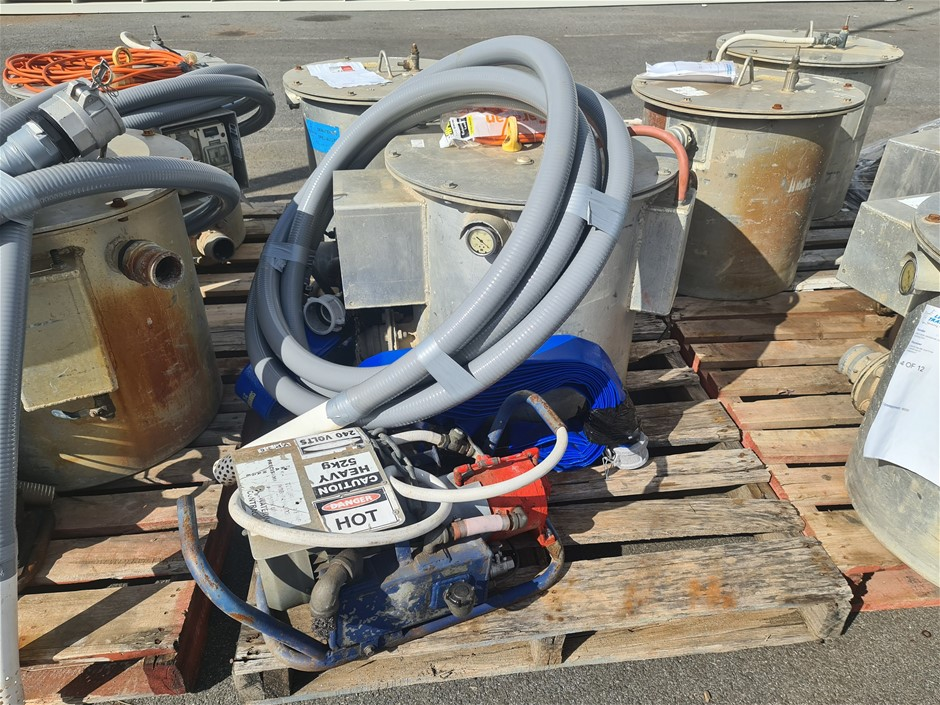Dewatering Pump Kit