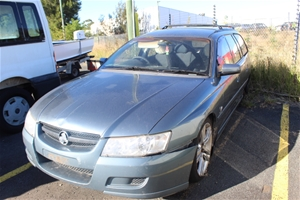 2005 Holden Commodore Acclaim VZ Automat